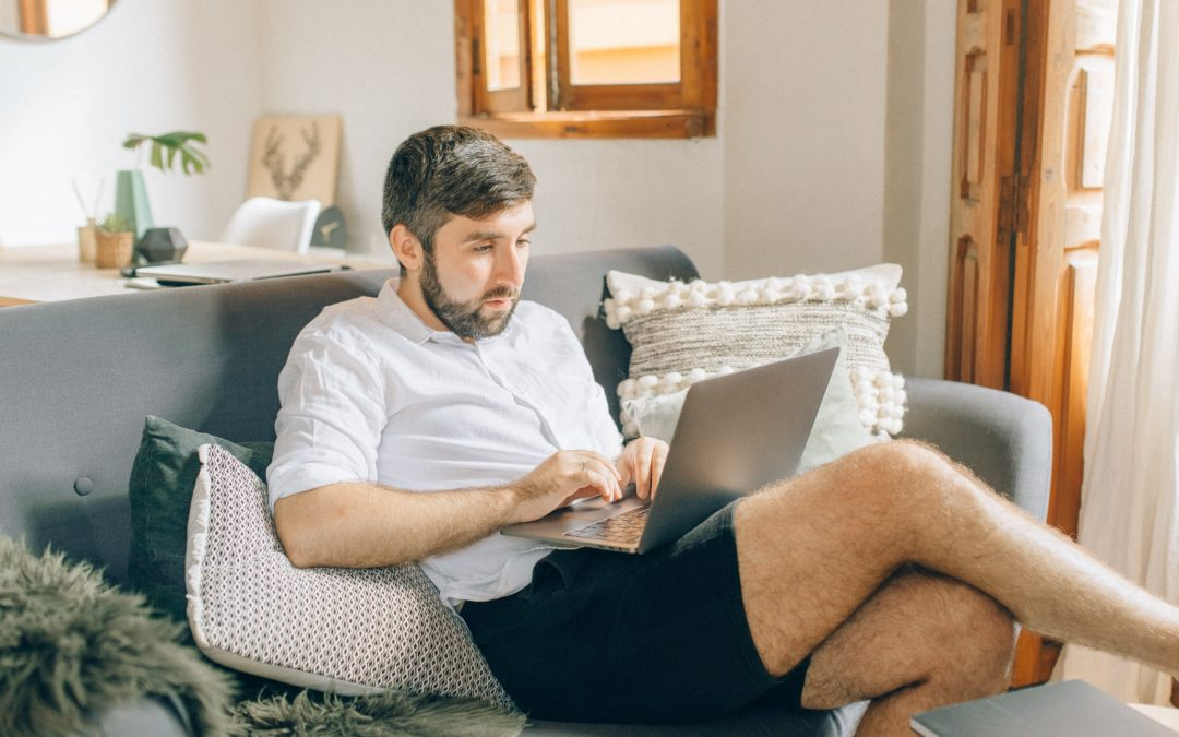 Keeping your data secure while working from home